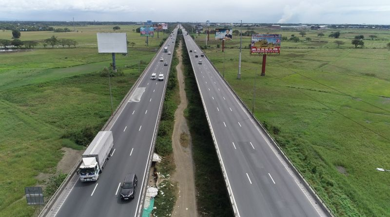 CANDABA VIADUCT. The NLEX Candaba viaduct in Pampanga. (NLEX photo)