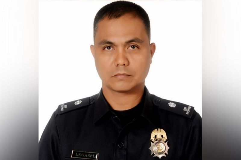 BACOLOD. Chief Inspector Rodel Legaspi is designated as the new officer-in-charge of the Bacolod City Fire Station. (Bacolod City Fire Station)