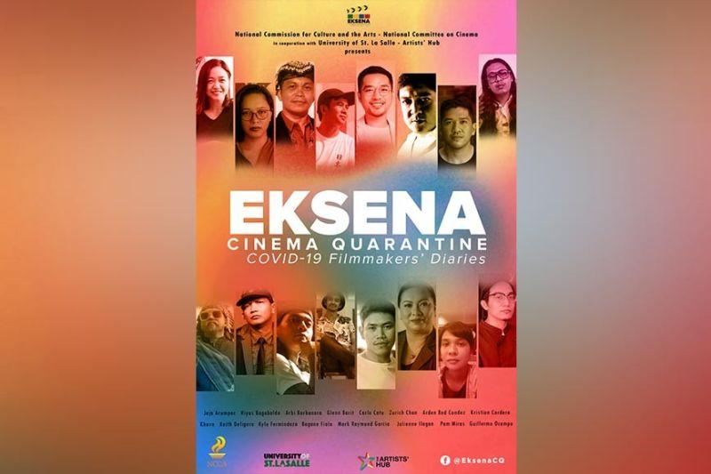 Eksena Cinema Quarantine (Covid-19 Filmmakers' Diaries)