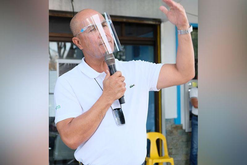 PAMPANGA. Mabalacat City Mayor Crisostomo Garbo. (Contributed photo)