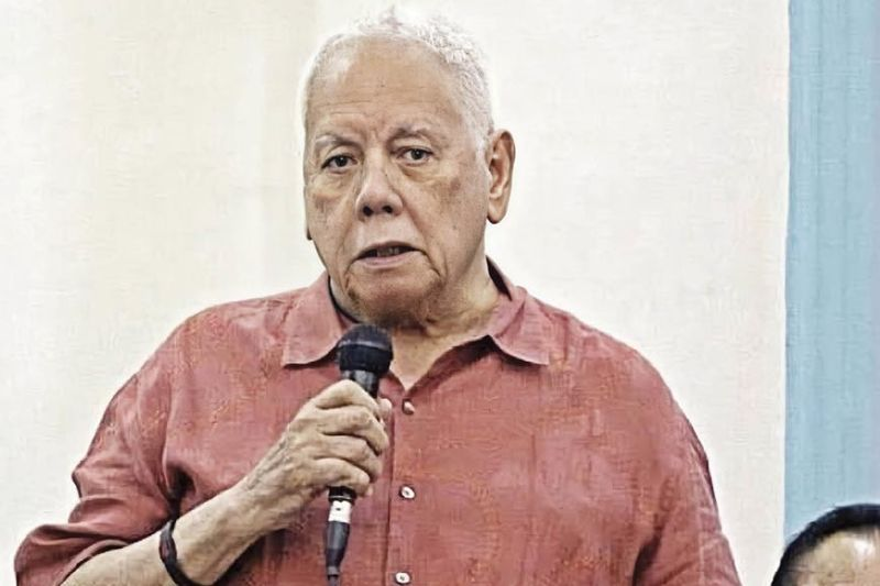 """PUBLIC SERVANT. Former Senator John Henry """"Sonny"""" Osmeña passed away on Feb. 2, 2021 in his residence in Cebu City. He had served as councilor, vice mayor and district representative in Cebu City and as mayor in Toledo City. (SunStar file)"""