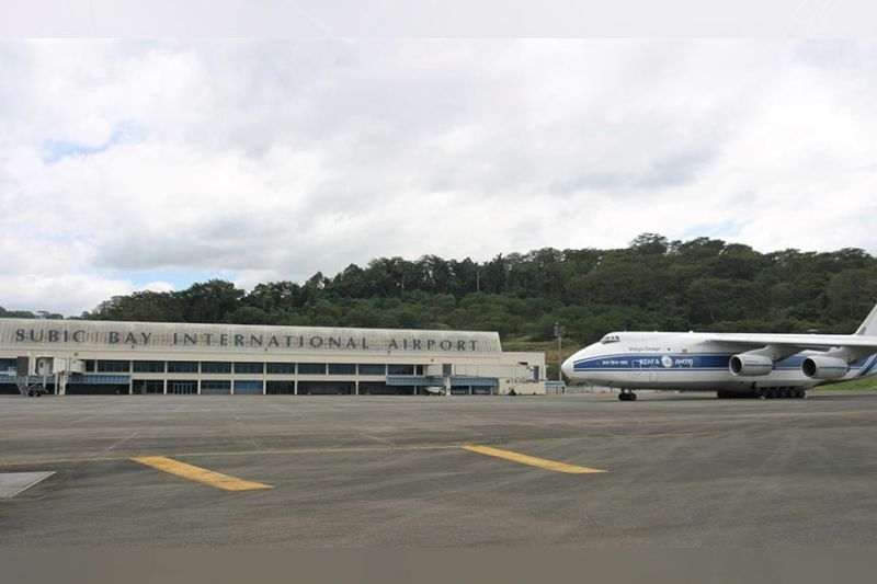 SUBIC BAY AIRPORT. The Subic Bay International Airport. (Contributed photo)