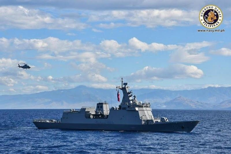 (Contributed/Philippine Navy)