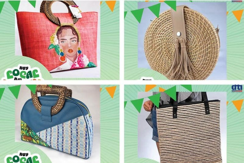 BUY LOCAL. These are some of the locally made products that will be sold online on Feb. 12. / DTI 7 FACEBOOK PAGE