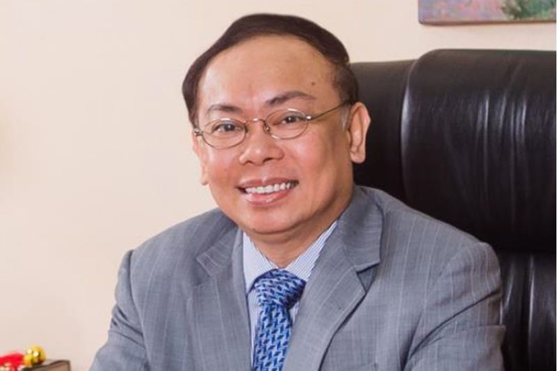 Atty. Dennis B. Funa (Photo grabbed from Insurance Commission's website)