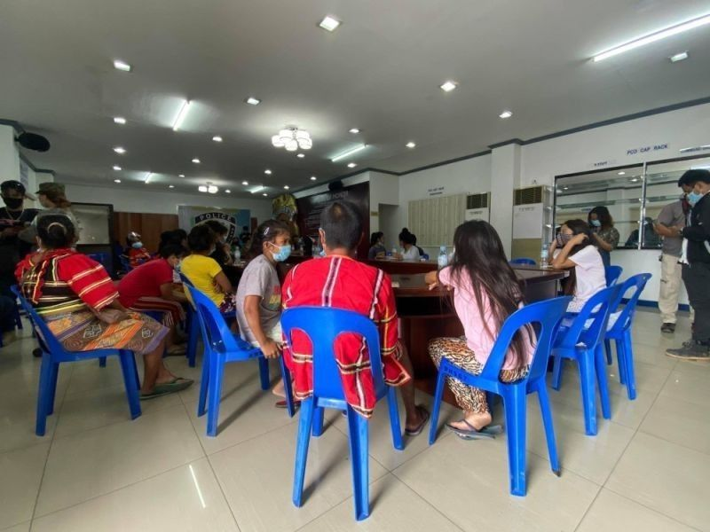 NO TO INCIVILITY. A genuine desire to improve civil relations demands an authentic openness of the police and the military to enter into a dialogue with civil society on how to fill the vacuum of social services and social justice for the marginalized, such as the Lumad. / SUNSTAR FILE