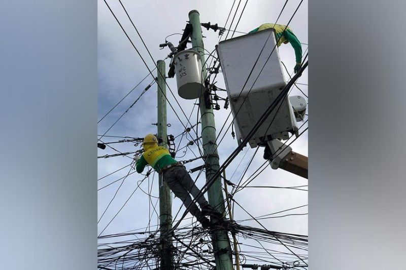 NEGROS OCCIDENTAL. The Central Negros Electric Cooperative and two other electric cooperatives in the province, Northern Negros Electric Cooperative and Negros Occidental Electric Cooperative, announce an increase in their respective power rates this month. (Contributed photo)