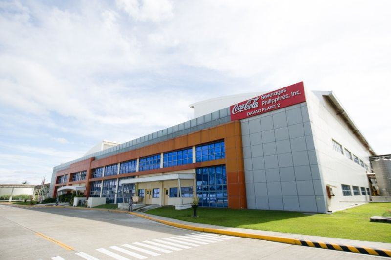 BULLISH. Coca-Cola Beverages Philippines Inc. remains optimistic about investing in Mindanao. In 2020, it made significant investments in improving its manufacturing facilities in Mindanao. (CCBPI photo)