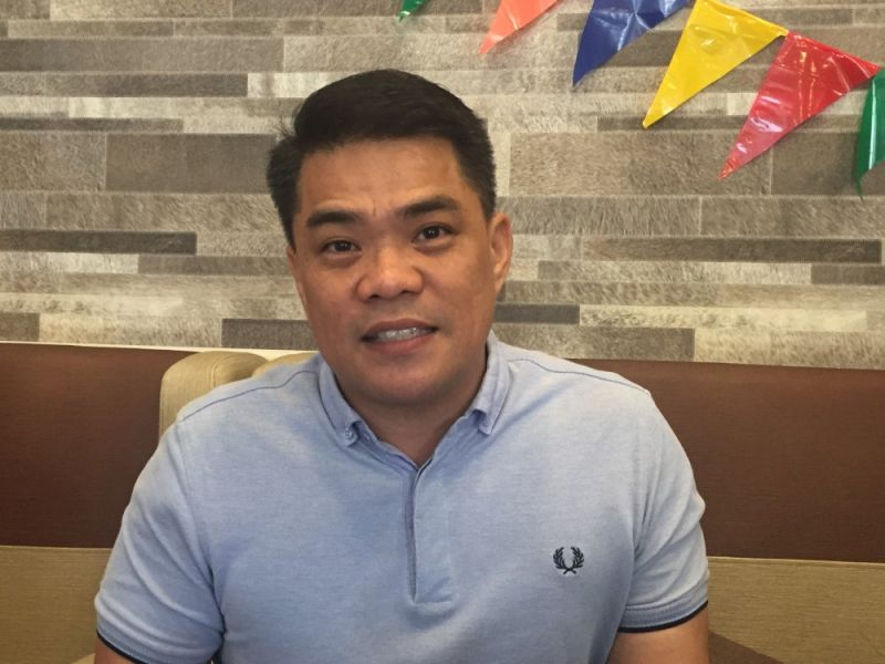 BACOLOD. Bacolod City Councilor Al Victor Espino, chairperson of the City Council committee on police matters. (Merlinda Pedrosa)