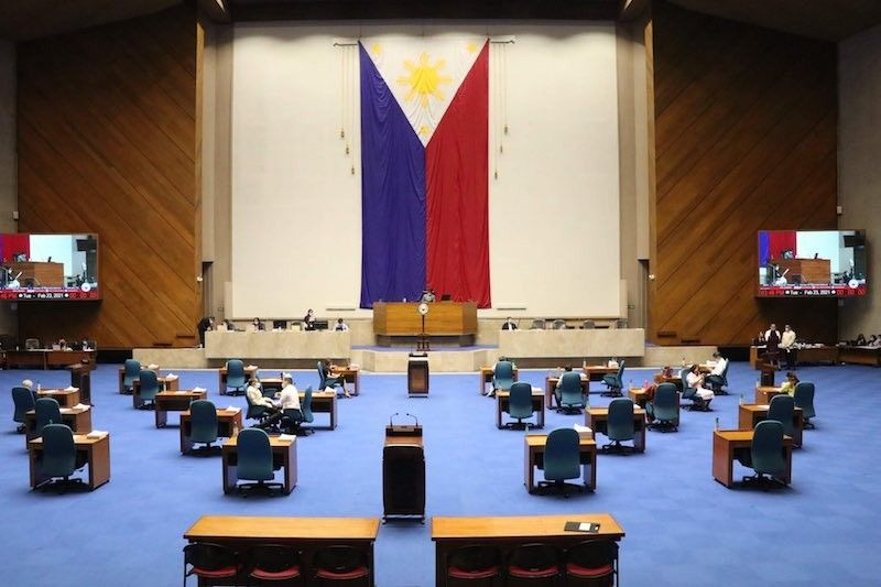 (From House of Representatives)