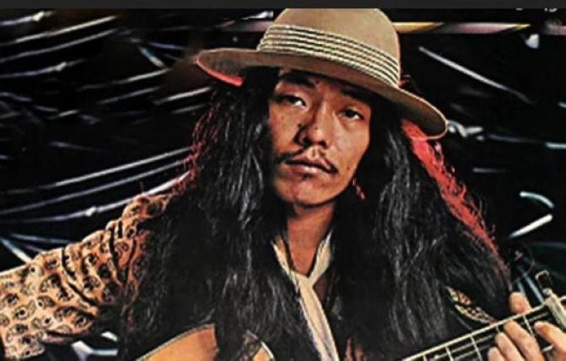 CIRCA 1980: Si Ka Freddie Aguilar niadtong 1980s. / LAST.FM
