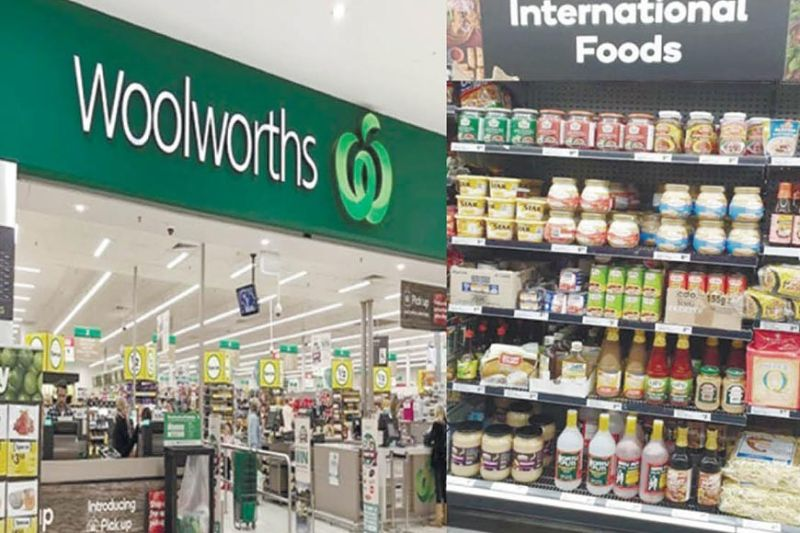 EXPORT. Filipino products are now in demand in Australia. These products are more widely distributed in over 900 Woolworths stores in Australia.  (DTI website)