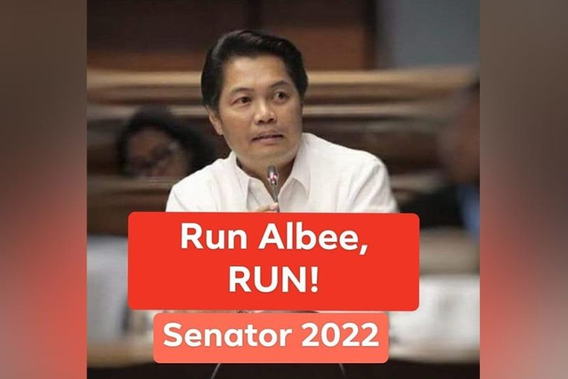 NEGROS OCCIDENTAL. One of the social media posts calling former Negros Occidental Third District Representative Alfredo