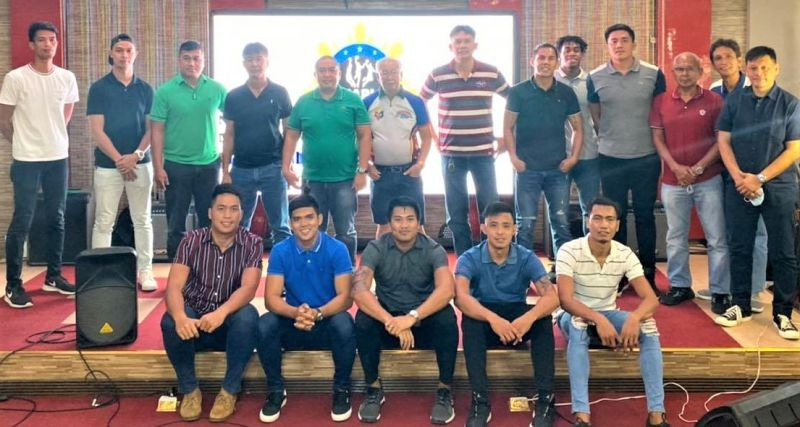 Negros Mascuvados officially presented over the weekend. (MPBL Team Negros Photo)