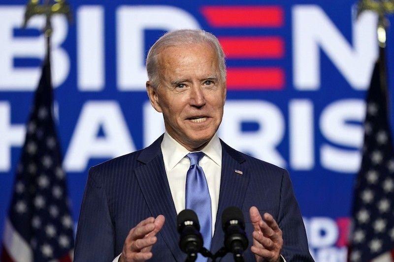 President Joe Biden (AP file photo)