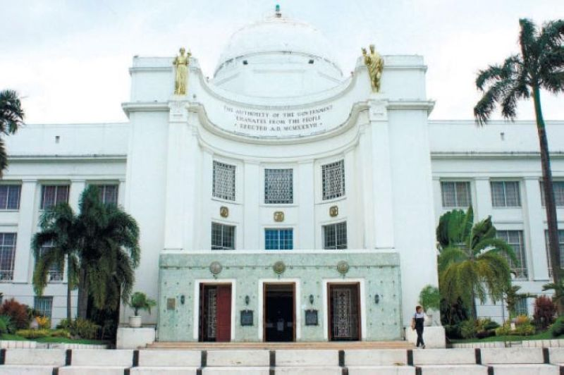 Cebu Provincial Capitol (File photo)