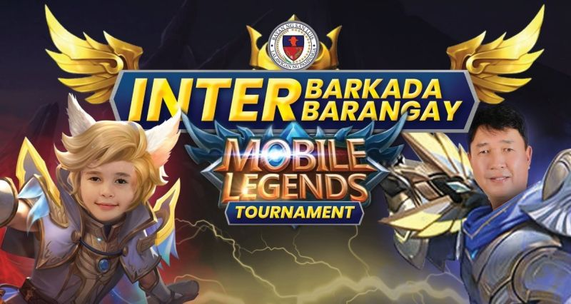 ONLINE TOURNEY. The local government unit of San Luis launched on March 1 registration for the Inter-Barangay Mobile Legends Tournament which will kick-off on April 3, 2020. (San Luis LGU Facebook page)