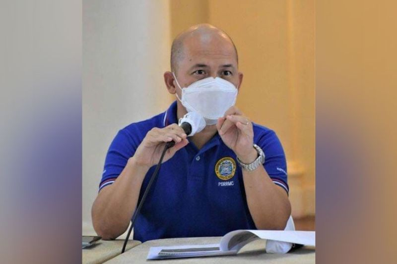 BACOLOD. Lawyer Rayfrando Diaz, provincial administrator. (Capitol File)