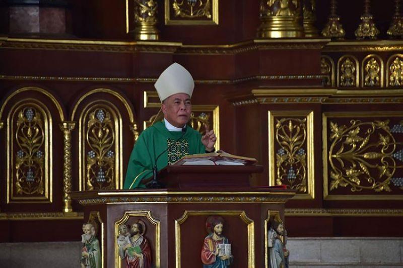 DAVAO. Archbishop Romulo Valles. (Photo by Macky Lim/SunStar File)