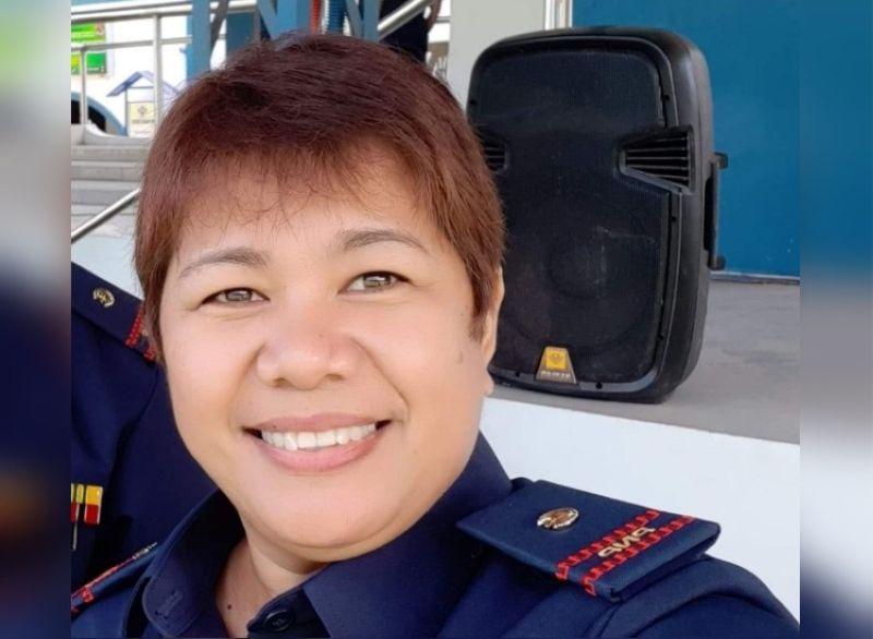 BACOLOD. Police Lieutenant Ma. Liberty Indiape, BCPO spokesperson. (File photo)