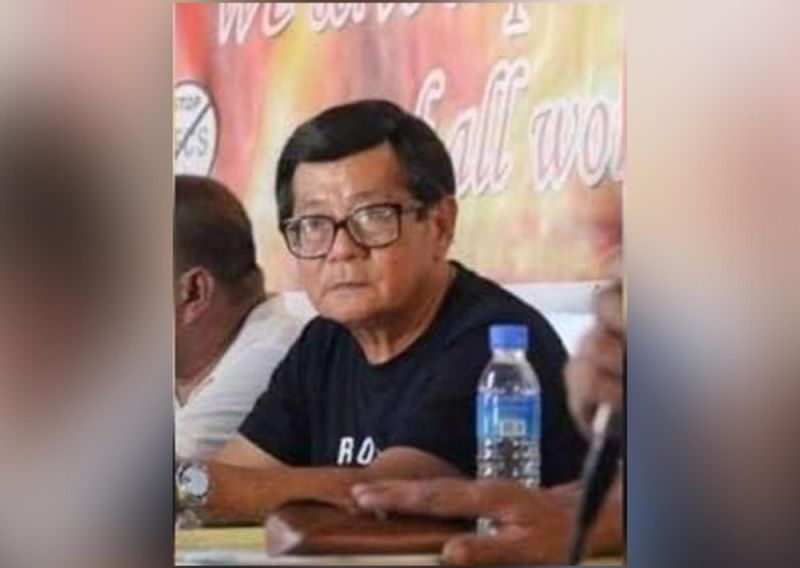 NEGROS OCCIDENTAL. General Alliance of Workers Associations Secretary General Wennie Sancho. (File photo)