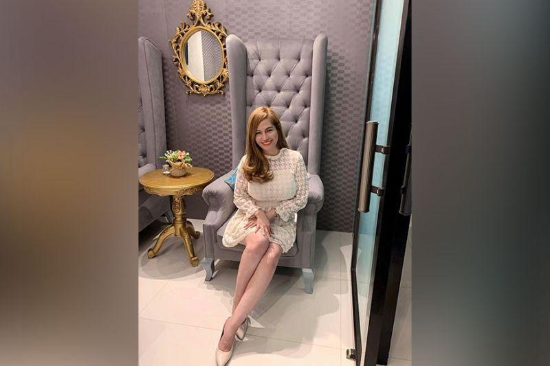 PAMPANGA. La Hermoza Royal Wellness, Salon and Spa Chief Executive Officer Hannah Gasperson. (Contributed photo)