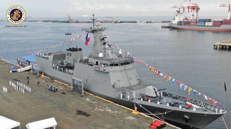 (Philippine Navy)