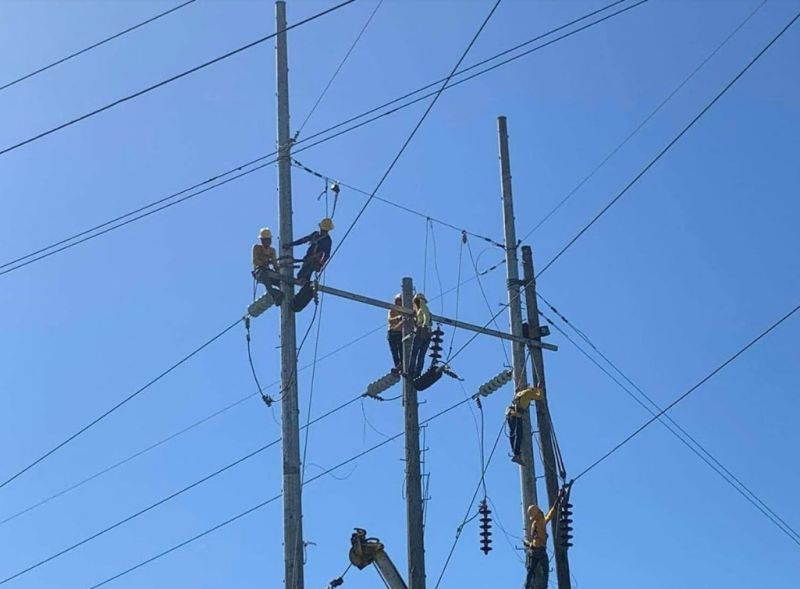 NEGROS OCCIDENTAL. Like Central Negros Electric Cooperative, the Negros Occidental Electric Cooperative and Northern Negros Electric Cooperative also have lower residential power rates this month. (Contributed Photo)