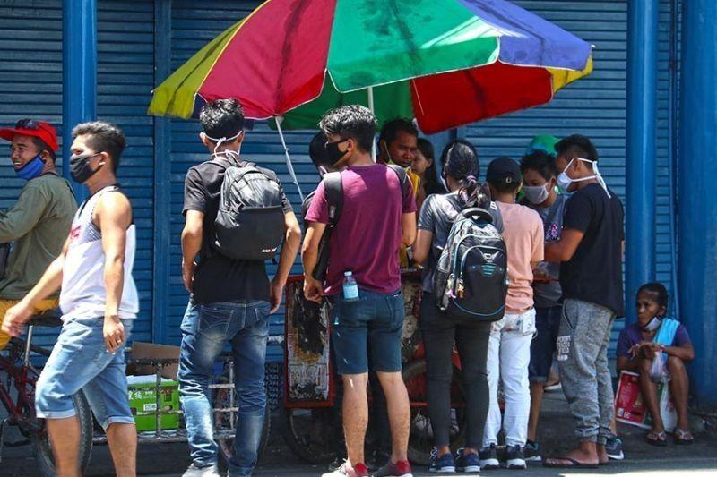 1,800 nabakunahan sa anti-Covid sa Cebu City. (File photo)