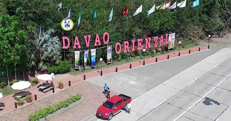 Photo credit to Davao Oriental website