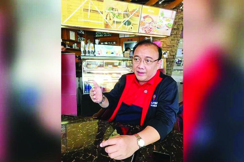 DEMAND. Filipino Homes founder Anthony Gerard Leuterio says the Covid-19 pandemic has boosted the demand for lockdown-friendly homes. / SUNSTAR FILE