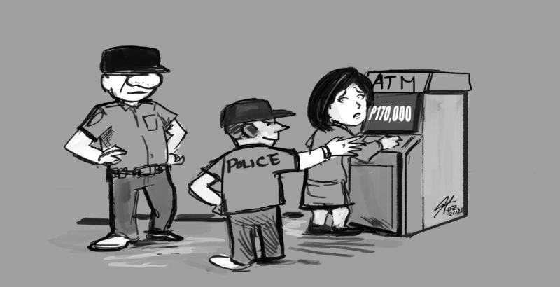 Editorial Cartoon by Enrico Santisas