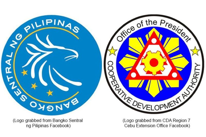 (Logo grabbed from BSP and CDA's Facebook pages)