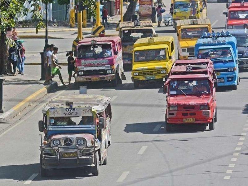 650 ka modern PUV nagdagan sa Metro Cebu. (File photo)