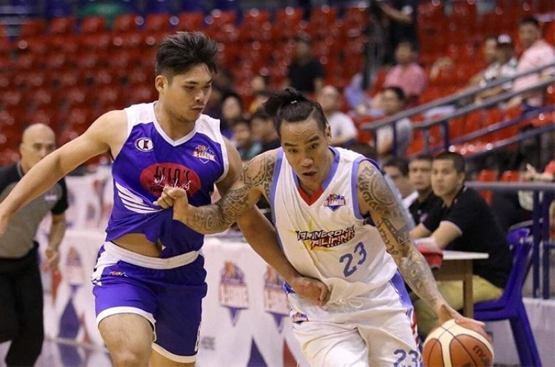 CEBU. Flashy Cebuano guard Eloy Poligrates is all set to play for Zamboanga del Sur in the Pilipinas VisMin Super Cup. (PBA D-League)