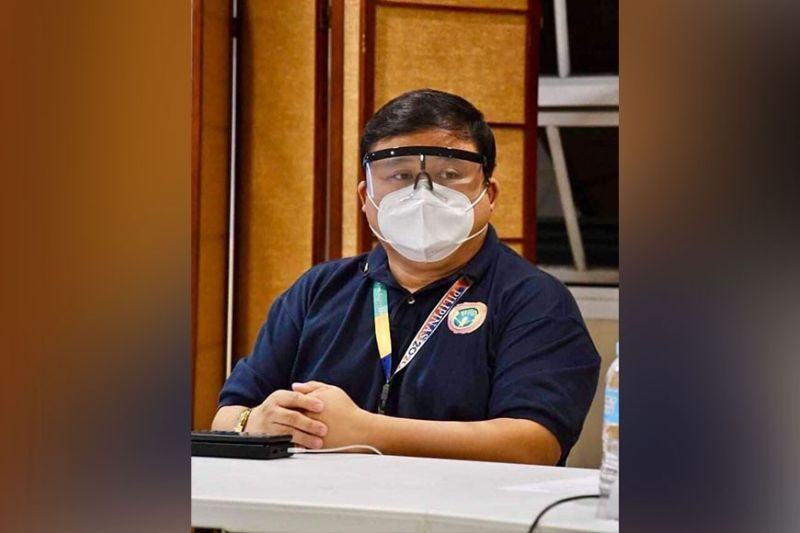 NEGROS. Dr. Chris Sorongon, deputy for medical data and analysis of Emergency Operations Center. (File photo)