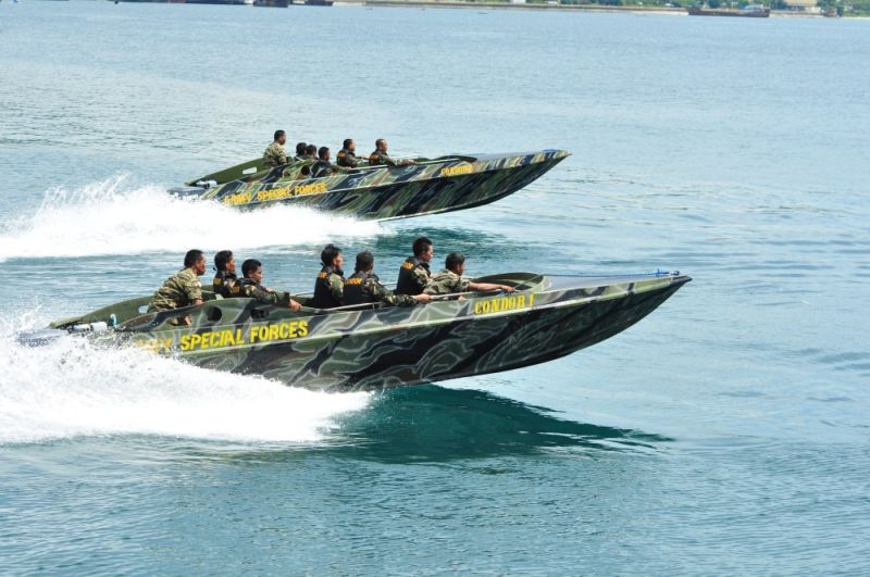 CONTRIBUTION. The Bases Conversion and Development Authority made a record-high contribution to boost the capabilities of the Armed Forces of the Philippines. (BCDA)