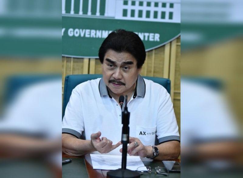 BACOLOD. City Mayor Evelio Leonardia. (File photo)