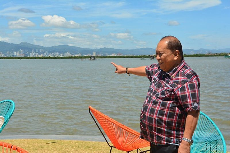 PUBLIC SERVANT. Presidential Legislative Liaison Office (PPLO) Secretary and former Cordova mayor Adelino Sitoy passed away on April 15, 2021, four days after he underwent angioplasty. (SunStar File)