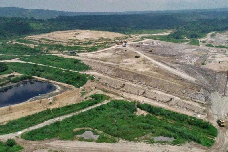 TARLAC. The Metro Clark Sanitary Landfill situated in Kalangitan, Capas, Tarlac. (Contributed photo)