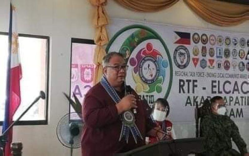 NEGROS. RTF-Elcac-Western Visayas spokesperson Flosemer Chris Gonzales. (Contributed photo)