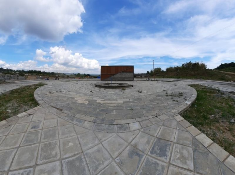 CAGAYAN DE ORO. The Phase 1 of the Eco Park, which is a former dumpsite in Upper Dagong, Barangay Carmen, will be opened to the public in July this year. (Photos by City Information Office)