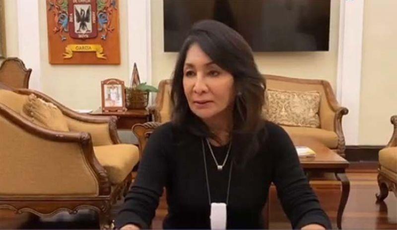 Gov. Gwendolyn Garcia. (File photo)