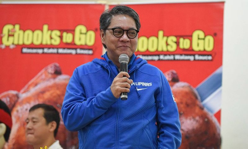 Chooks-to-Go president Ronald Mascariñas questioned GAB's decision to suspend the Mindanao leg of the ongoing VisMin Cup.  (Chooks-to-Go photo)