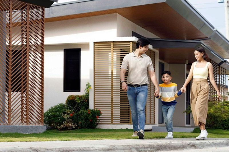 CEBU. Amoa, located in Compostela, Cebu, offers a range of house types from single detached to townhouses for you and your family to enjoy. (Contributed photo)