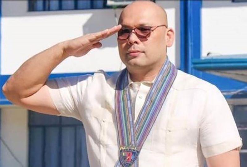 PAMPANGA. Patrol Partylist Representative Jorge Bustos. (Contributed photo)