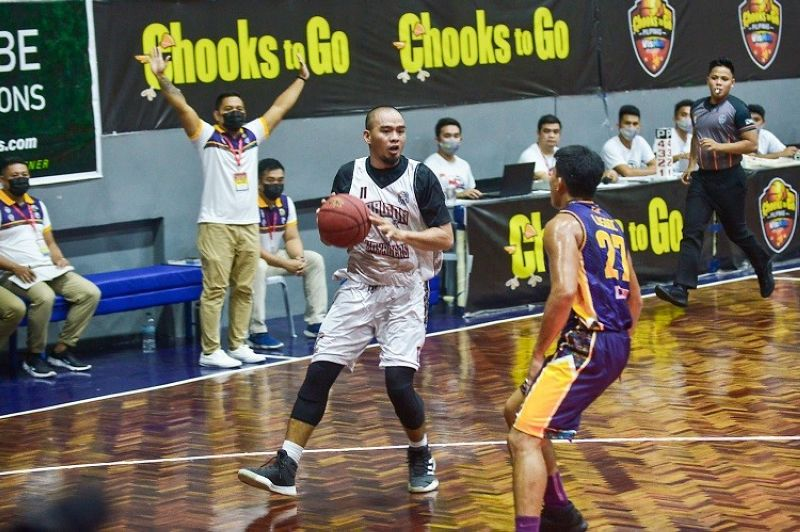 ALCANTARA. Gayford Rodriguez scored 16 points to help lift Tabogon past Lapu-Lapu City in the VisMin Cup. (Chooks-to-Go)