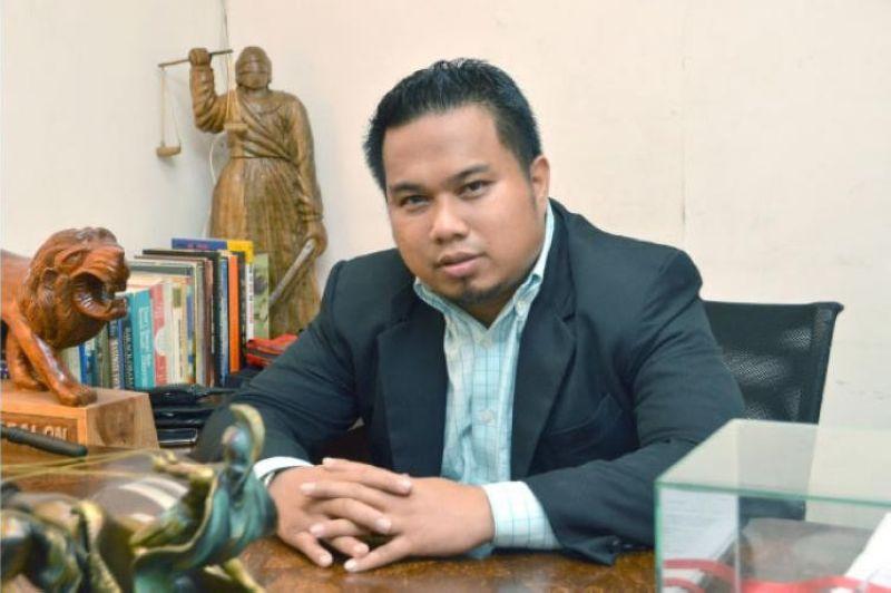 Cebu City Legal Officer Rey Gealon (File photo)