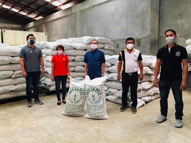 Palay seeds subsidy