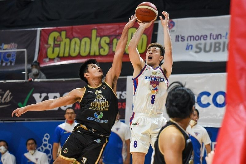 SPORTS. MPBL Lakan Cup MVP John Wilson will be playing for Ozamiz Cotta in the VisMin Cup. (Chooks-to-Go photo)